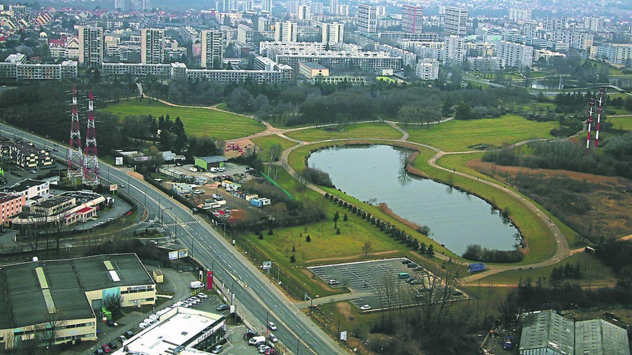 En forte croissance, la ville de Massy bénéficiera d'un nouveau collège.