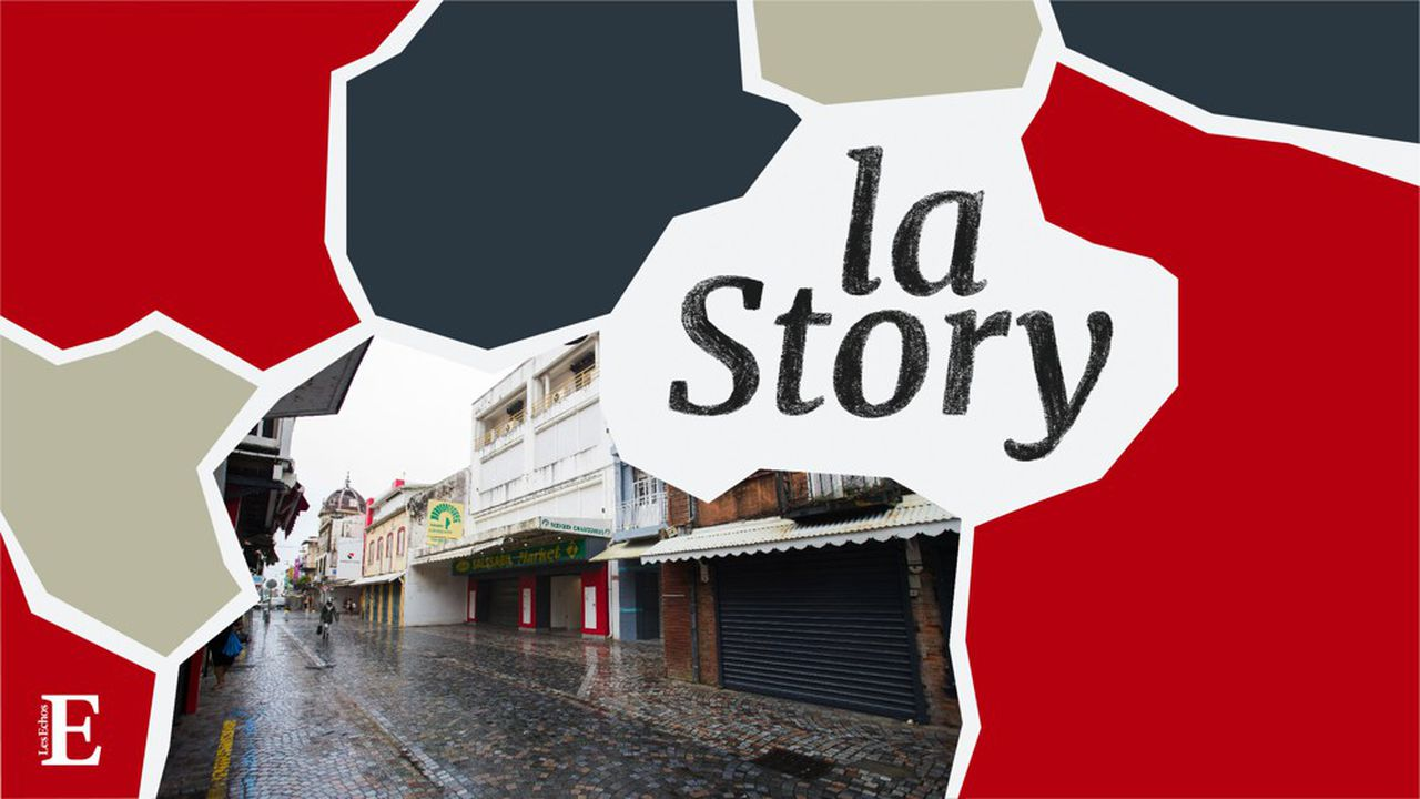 Image En Martinique, le Covid met l'économie à l'arrêt
