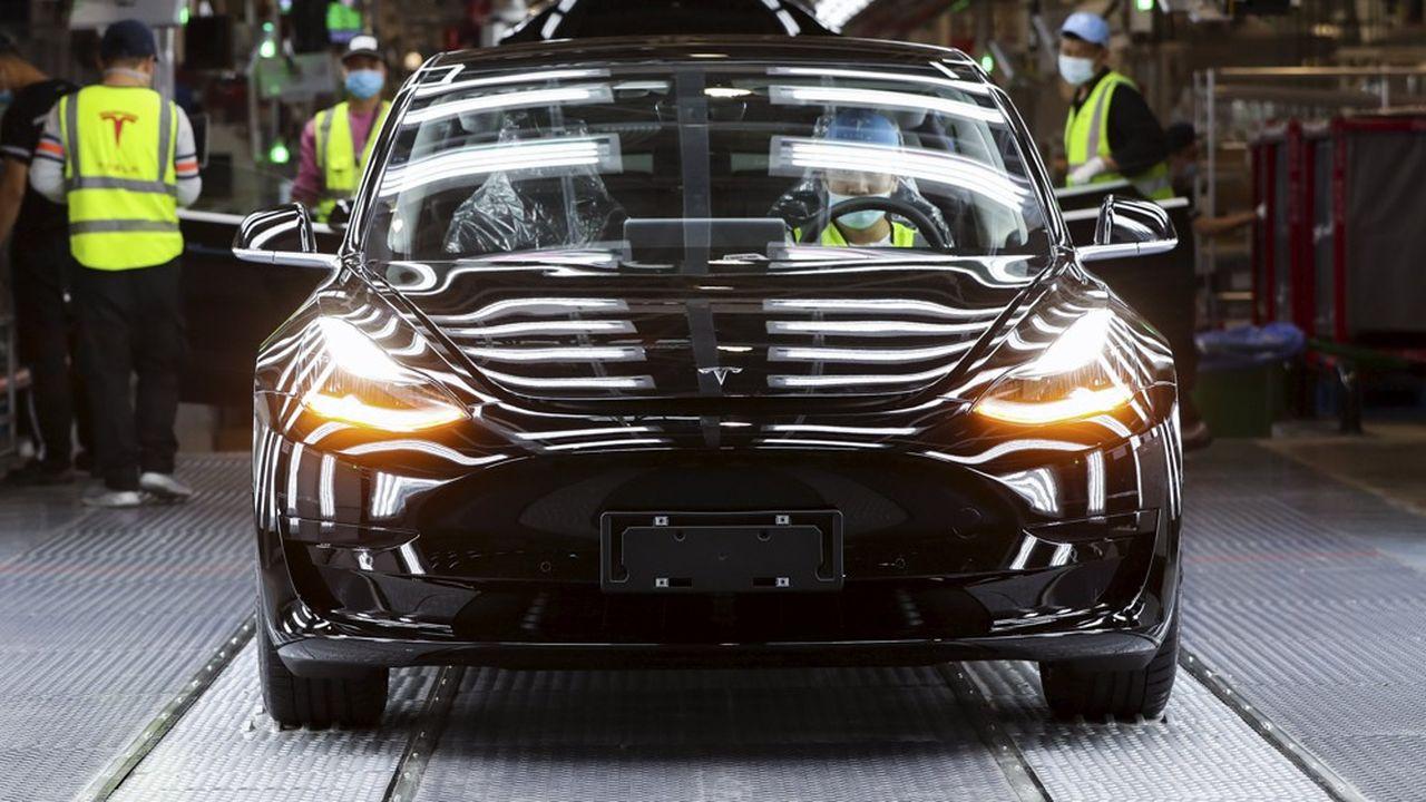 Tesla pourrait, dans un premier temps, ne pas avoir à produire ses véhicules sur place.