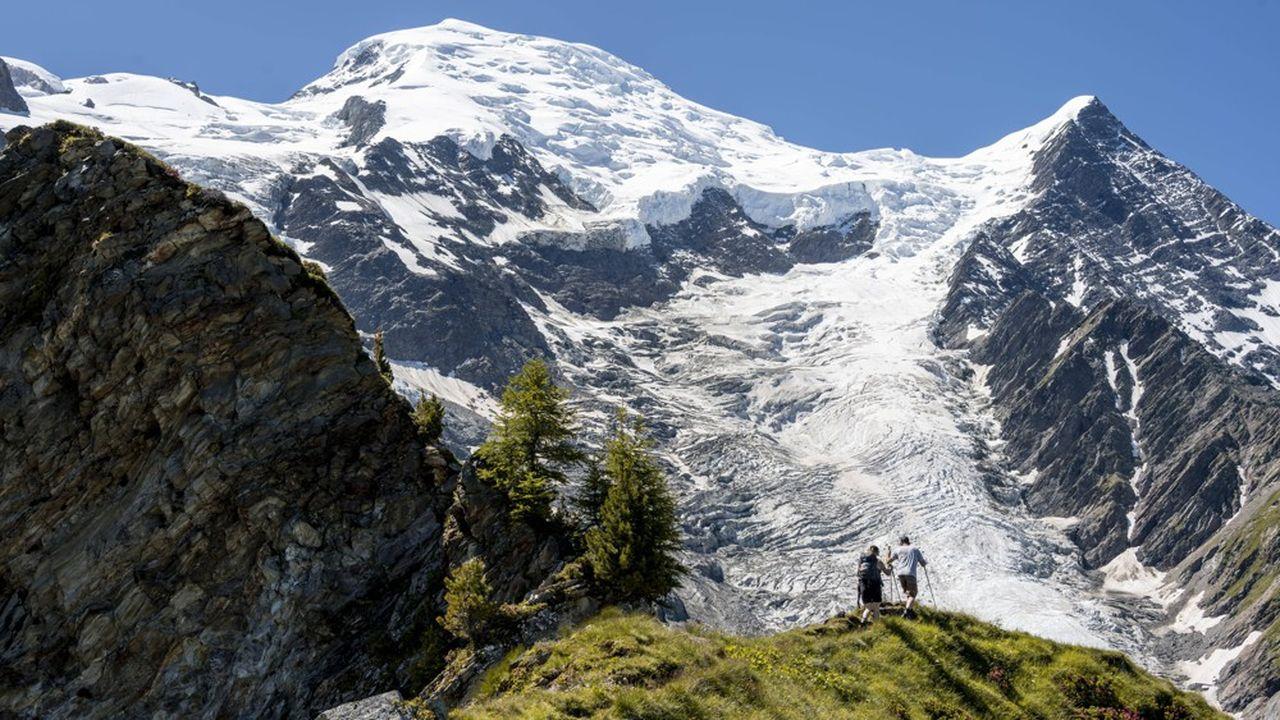 Dans les Savoie, le taux d'occupation a progressé de 9 % en juillet.