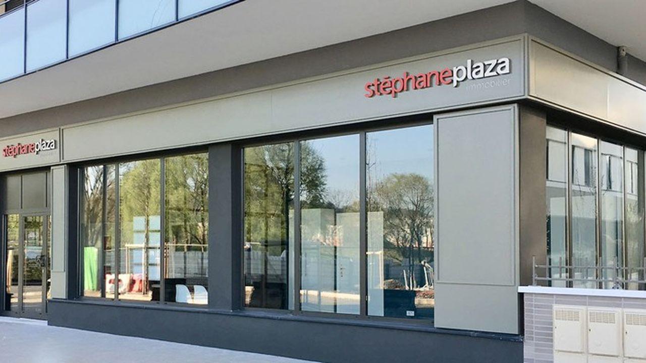 Le réseau Stéphane Plaza Immobilier devrait compter 650 agences en franchise à la fin de l'année.