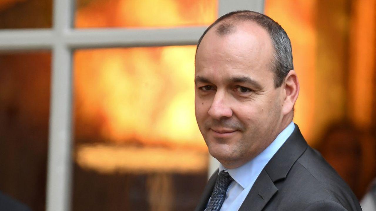 Laurent Berger, secrétaire général de la CFDT, préside également la Confédération européenne des syndicats.