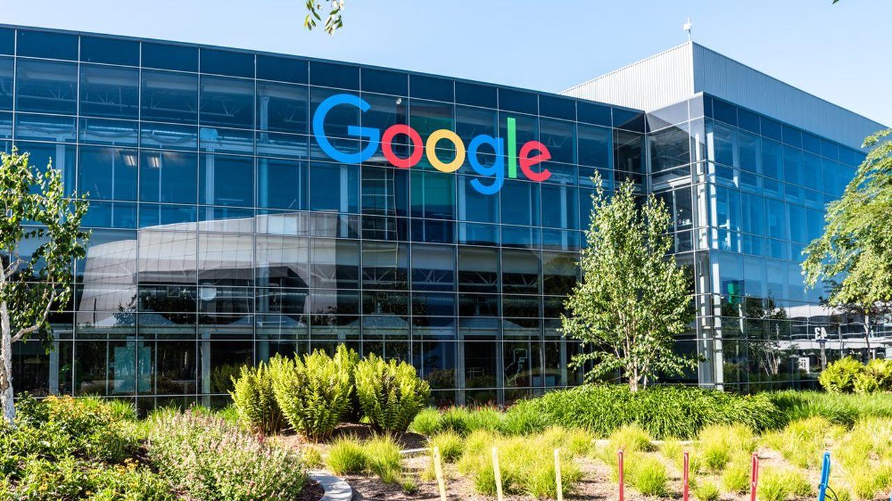 Les salariés de Google pourront ne revenir au bureau qu'en janvier prochain.