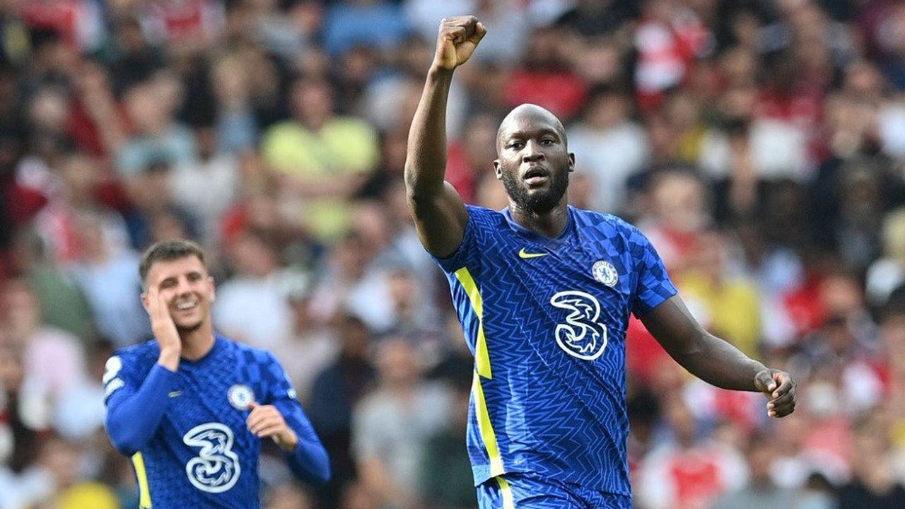 Passé de l'Inter à Chelsea, l'attaquant belge Romelu Lukaku a été l'un des plus gros transferts de l'été.
