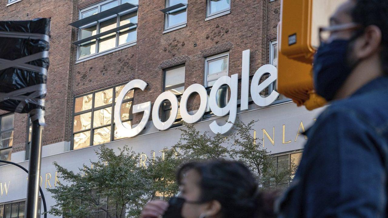 Jusqu'à maintenant, Google espérait le retour de ses salariés courant octobre.