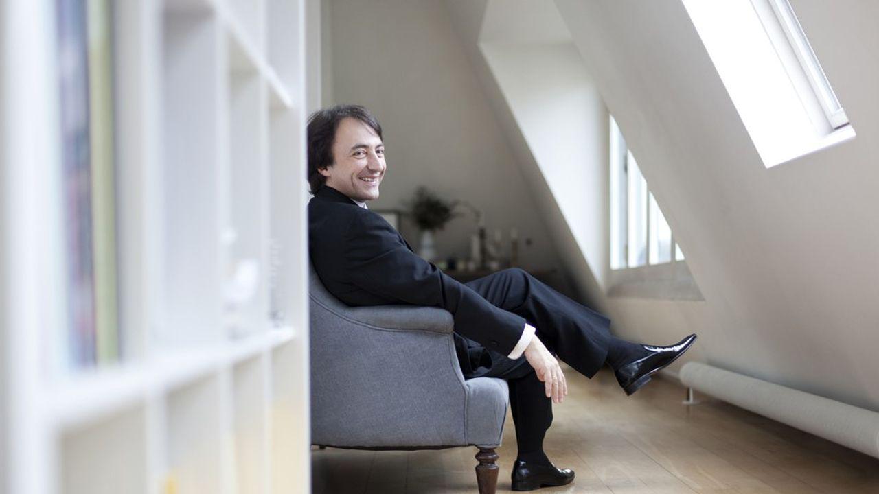 Jean-Efflam Bavouzet, un des virtuoses au programme de cette édition 2021.