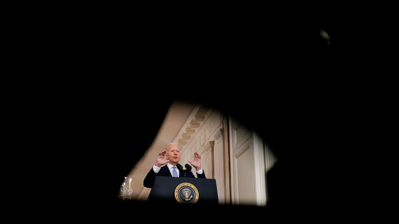 «Nous devons rester clairement concentrés sur l'intérêt fondamental de la sécurité nationale des Etats-Unis d'Amérique», a indiqué Joe Biden.