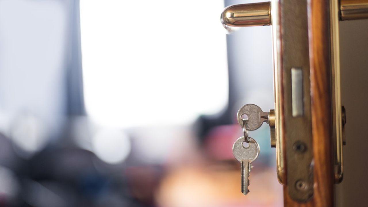 Au cours des trois dernières années, les loyers du parc locatif privé ont augmenté moins vite que les prix d'achat.