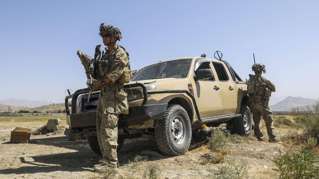 Des familles de soldats américains morts en Afghanistan ont porté plainte devant une cour fédérale à New York pour financement du terrorisme.