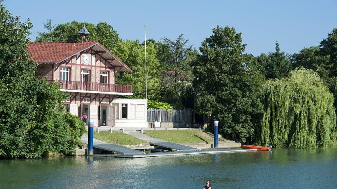 Val-de-Marne : le Boathouse de l'aviron à Joinville-le-Pont sélectionné pour le Loto du Patrimoine