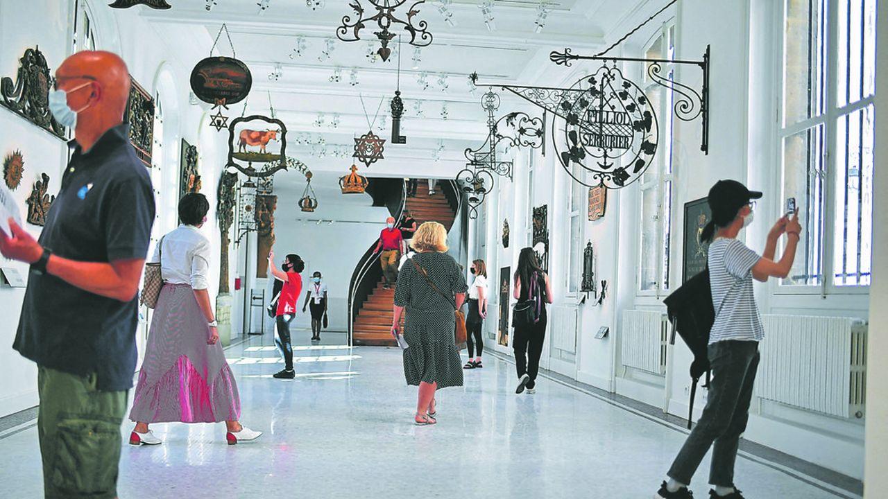 Le musée Carnavalet, qui a rouvert cette année, bénéficie de l'effet nouveauté et de l'engouement des Parisiens pour leur histoire.