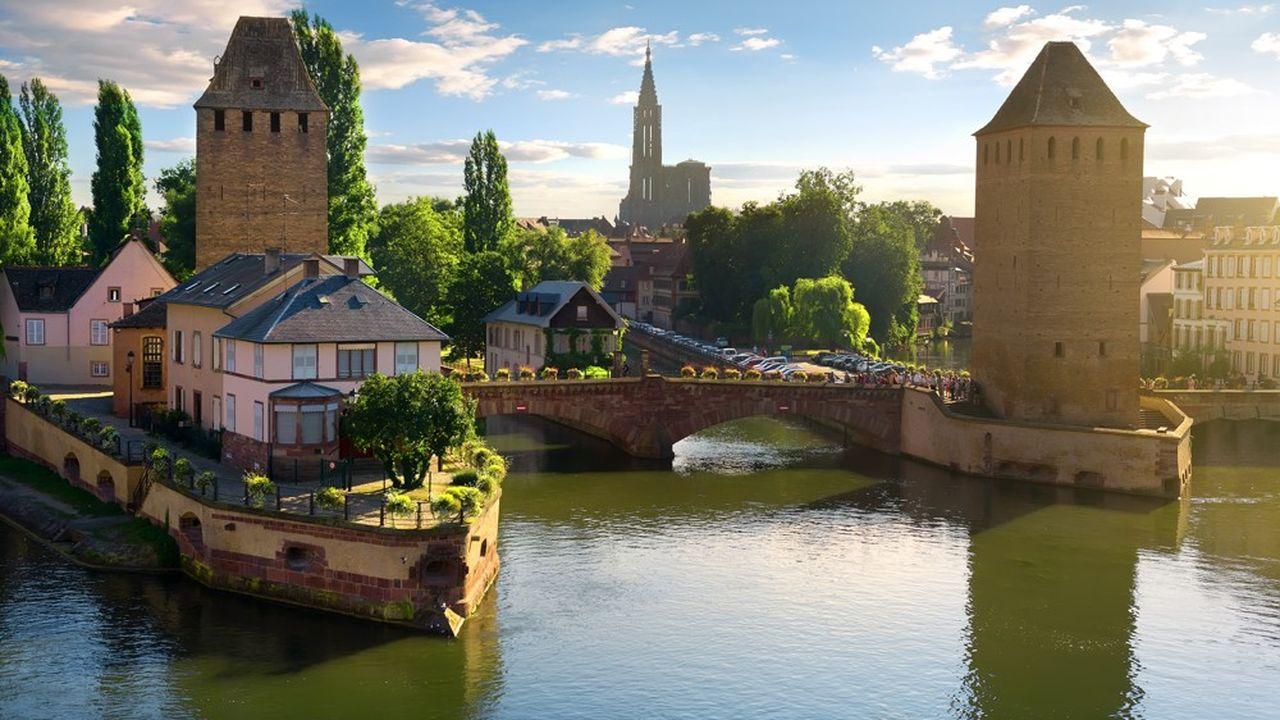 Strasbourg et Montréal vont mutualiser leur expérience pour réaliser des projets écologiques pilotes