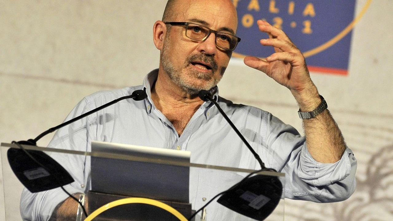 Roberto Cingolani, ministre de la Transition écologique italien.