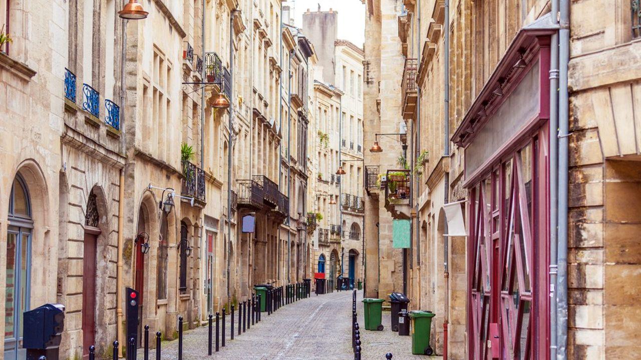 En 10 ans, le prix du mètre carré a grimpé de 58,7% à Bordeaux, selon Meilleurs Agents.