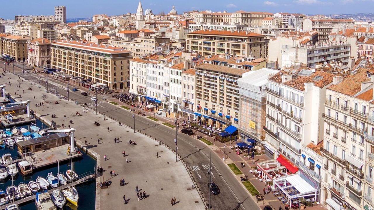 Les prix ont fortement augmenté à Marseille depuis quelques années. Serait-ce la nouvelle ville où investir?