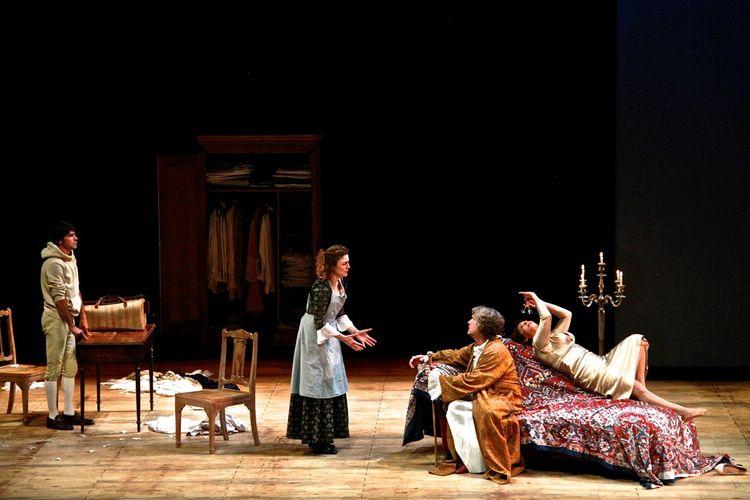 Un « Feuilleton Goldoni » mené à un train d'enfer à La Scala Paris