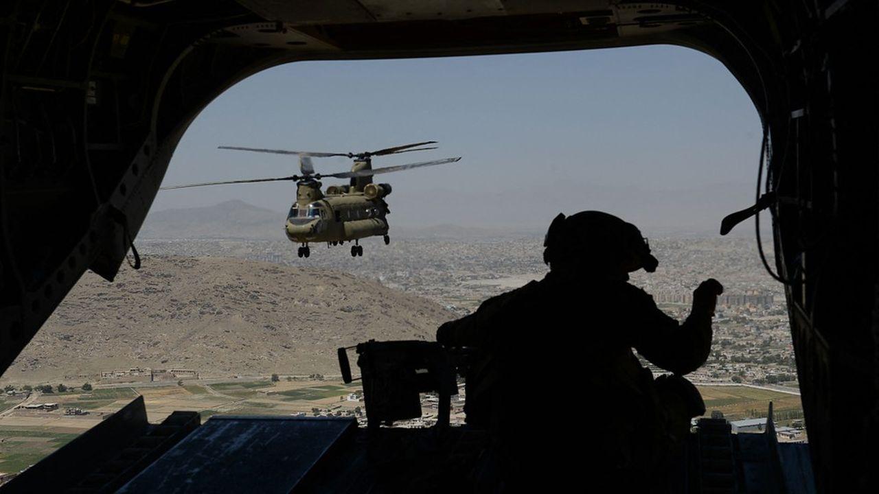 «Les attaques menées sur le territoire des Etats-Unis le 11 septembre 2001 allaient se traduire par plus, et pas moins d'Amérique au Moyen-Orient»