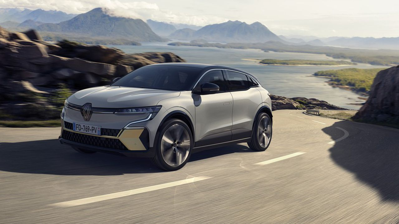 Le nouveau modèle sera également le premier à arborer le nouveau logo de la marque. Il ouvre surtout la «génération 2.0» des véhicules électriques de Renault.
