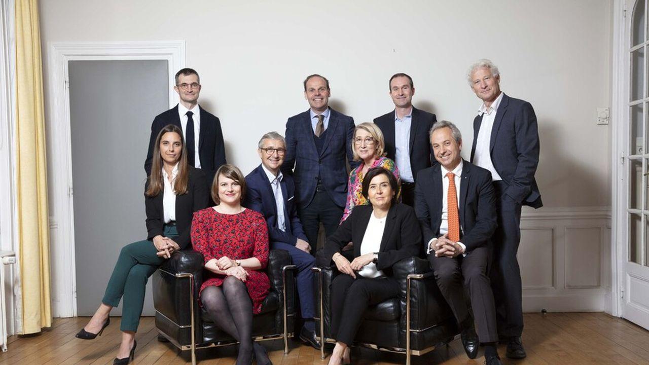 L'étude notariale Jouffroy-Bonnotte Gagnepain - Mignerey a fusionné avec le cabinet d'avocats en droit des affaires Fileas.