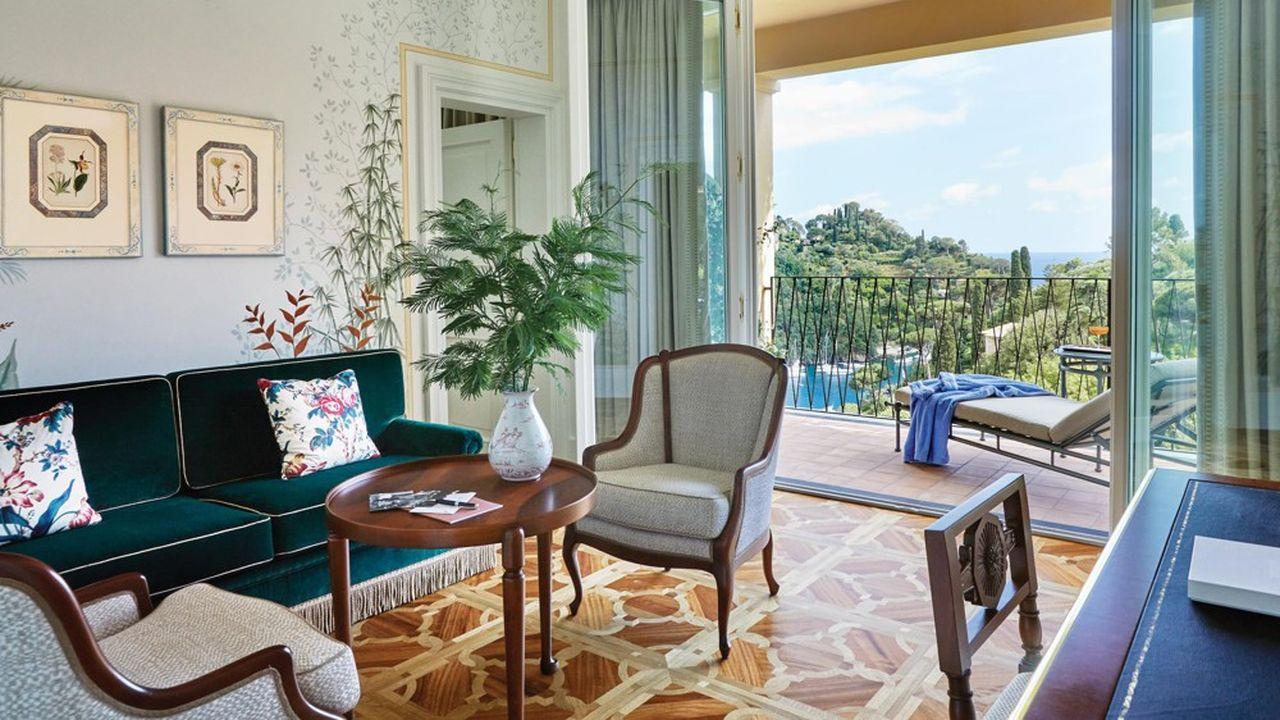 LVMH a accéléré son développement dans l'hôtellerie et le tourisme de luxe avec l'acquisition en 2019 de Belmond.