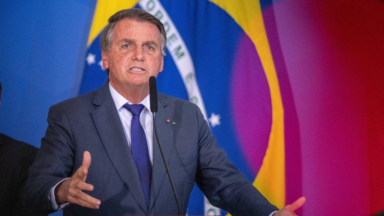 Le président brésilien appelle à une mobilisation en masse pour la fête de l'indépendance.