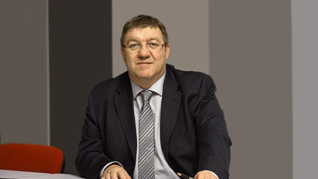 Xavier Omerin est entré dans l'entreprise familiale en 1985, avant d'en prendre les rênes