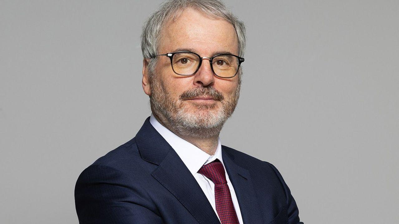 Frédéric Sanchez est également président du Medef International.