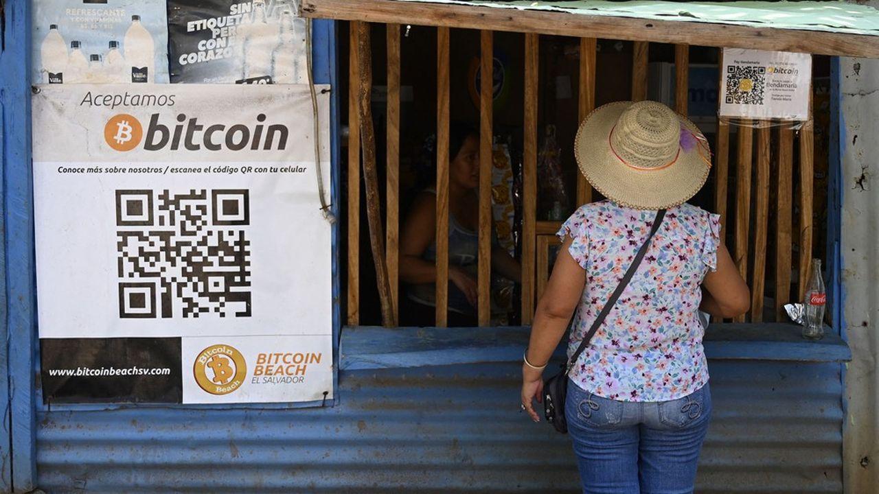 Selon deux enquêtes locales, les trois quarts des Salvadoriens s'opposeraient à l'arrivée du bitcoin comme devise nationale.