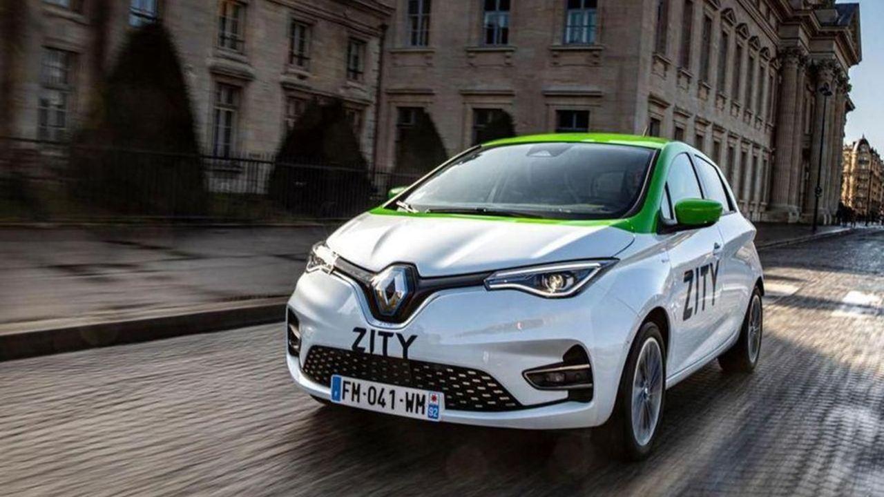 Depuis lundi 6septembre, le service d'auto-partage Zity concerne quatre villes des Hauts-de-Seine: Issy-les-Moulineaux, Vanves, Sèvres et Meudon.