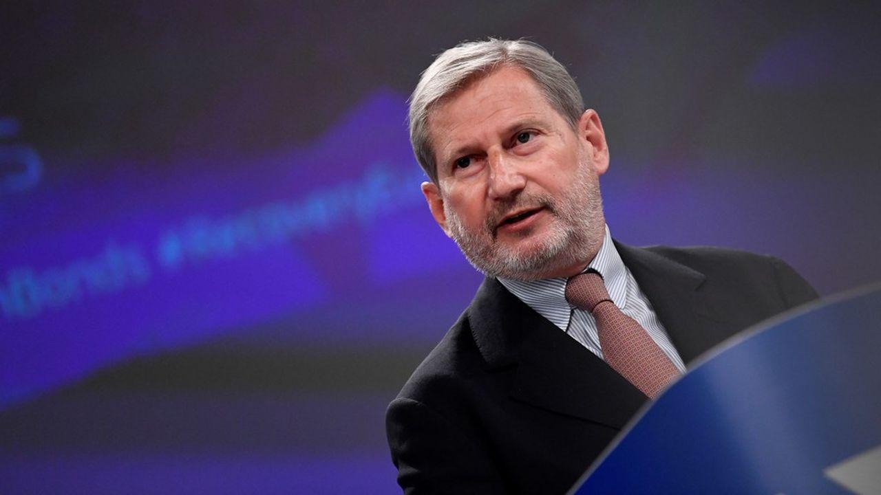 Johannes Hahn, commissaire européen au Budget, a confirmé l'ambition de l'UE de «devenir le premier émetteur au monde d'obligations vertes».