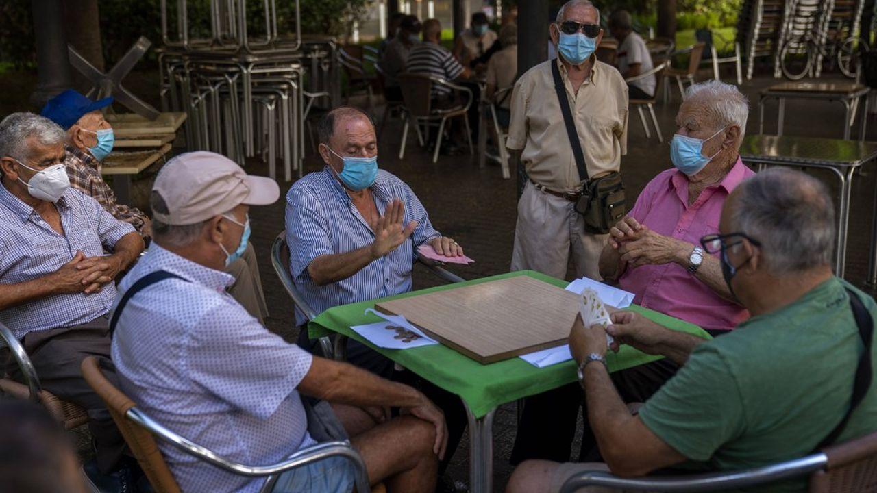 Comme beaucoup d'autres Européens, les Espagnols vont tenter de réformer leur système de retraite dès cet automne.