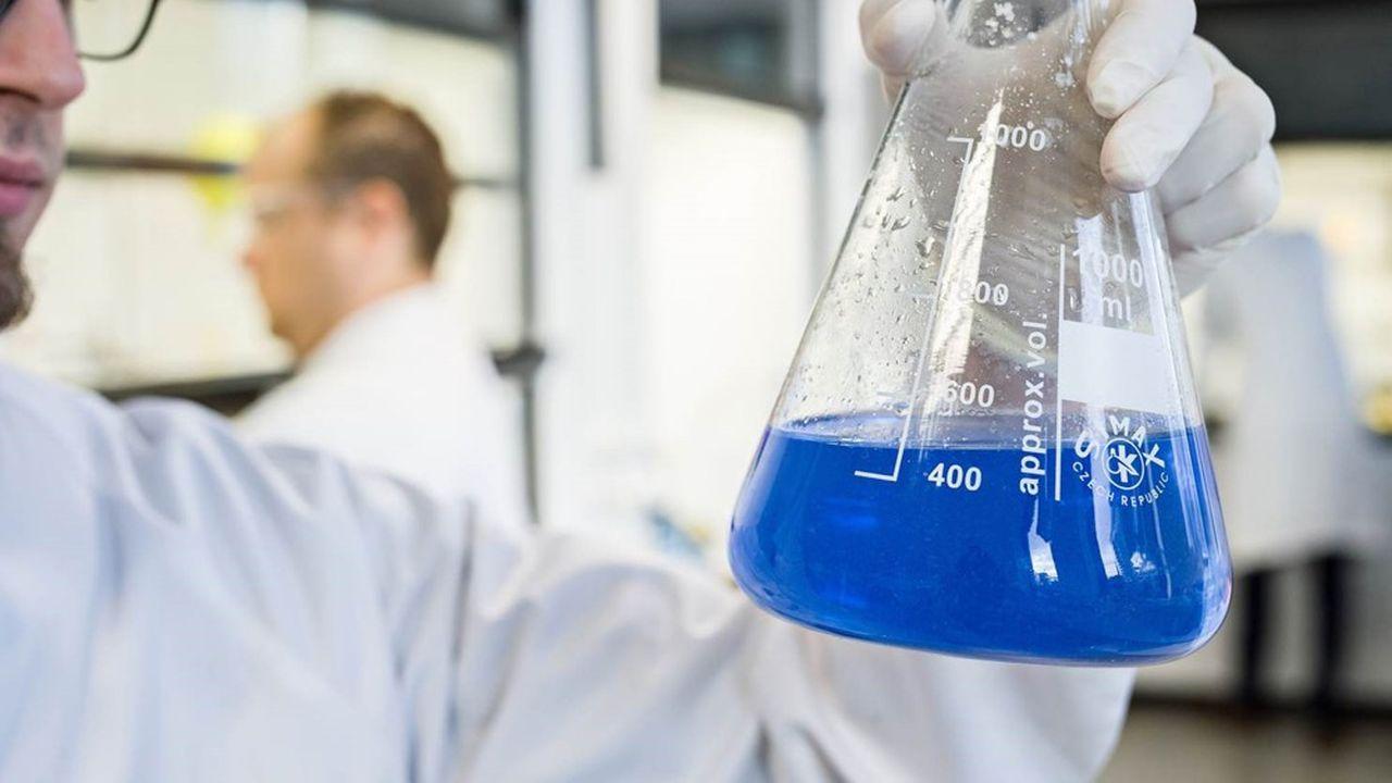 Provepharm a d'abord réhabilité le bleu de méthylène désormais autorisé dans une trentaine de pays.