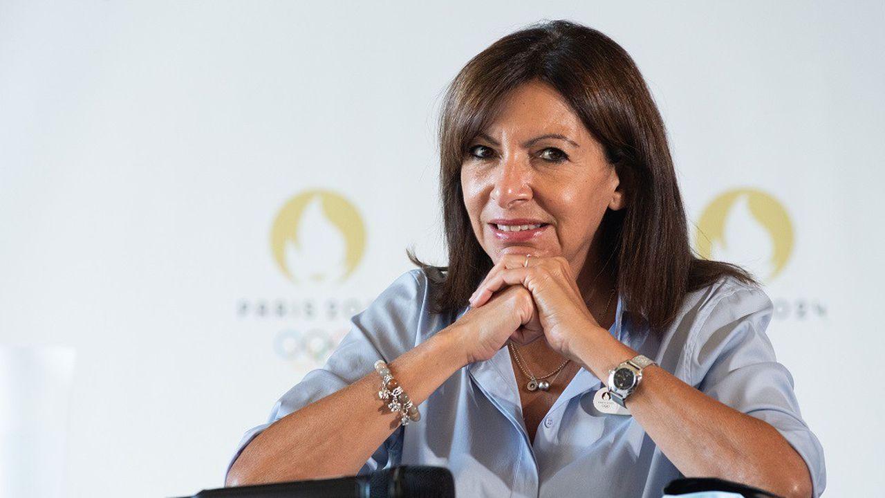 Anne Hidalgo devrait s'exprimer lors d'un journal télévisé dans la foulée de son annonce à Rouen.