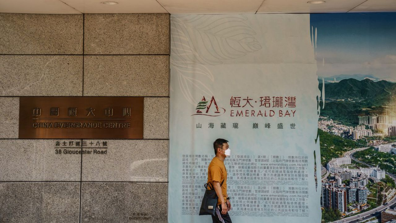 L'immobilier joue un rôle central dans l'économie chinoise, contribue pour environ un quart du PIB et pour 10% de l'emploi.