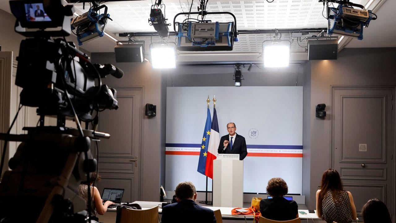 Le plan d'investissement France2030 sera présenté au cours de la première quinzaine d'octobre, a annoncé mercredi le Premier ministre, Jean Castex.
