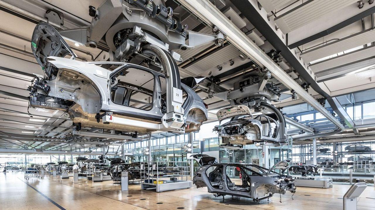 La concurrence de la Chine dans le secteur automobile va s'exacerber avec le passage à l'électrique.
