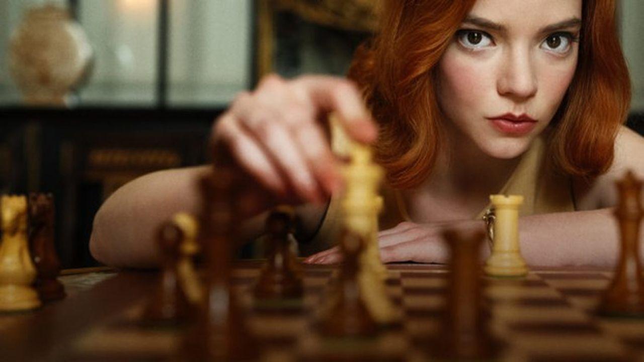 The Queen gambit est la série TV la plus visionnée de l'histoire de Netflix.