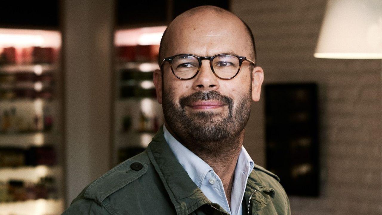 Hugues Laurençon, directeur général de The Body Shop France.