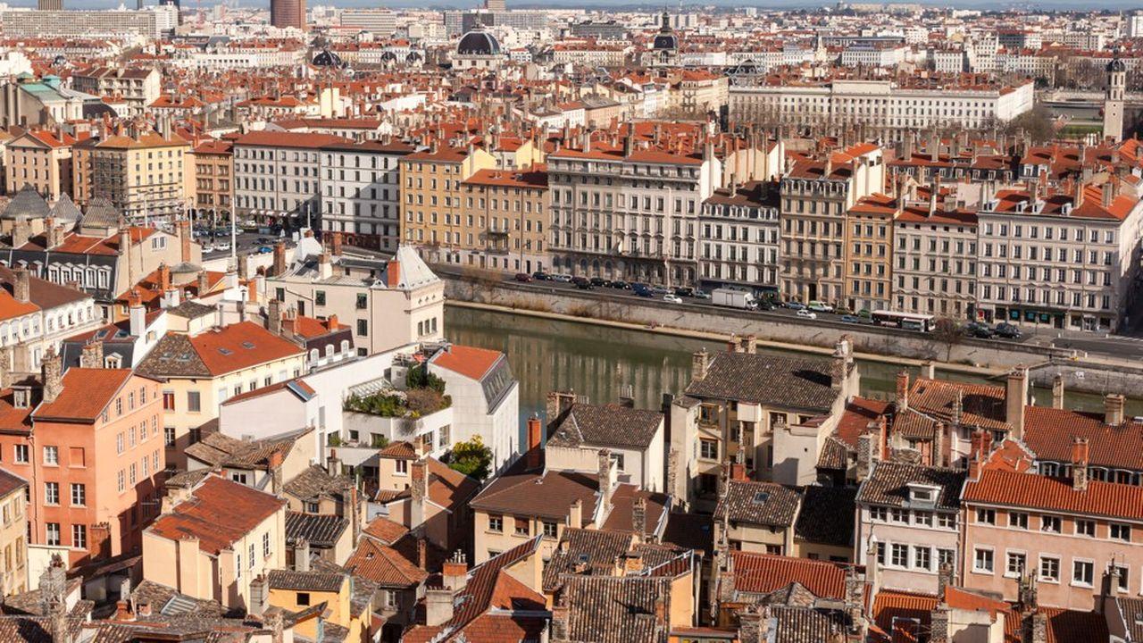 Lyon va pouvoir expérimenter l'encadrement des loyers, particulièrement élevés s'agissant despetites surfaces.