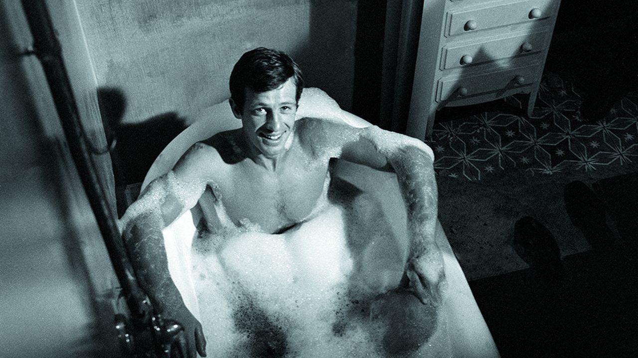 Jean-Paul Belmondo dans « Cent mille dollars au soleil » d'Henri Verneuil, sorti en 1963.