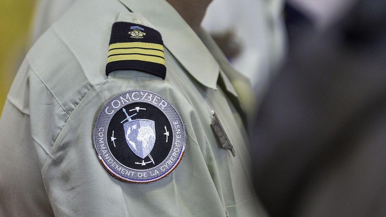 La France dispose depuis 2017 d'un commandement militaire de cyberdéfense.