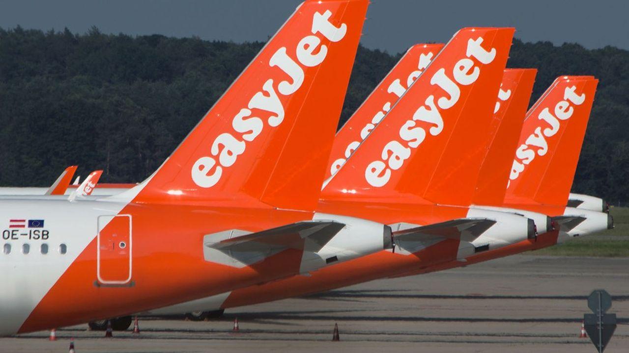 EasyJet est la deuxième compagnie low cost européenne, derrière l'irlandaise Ryanair.