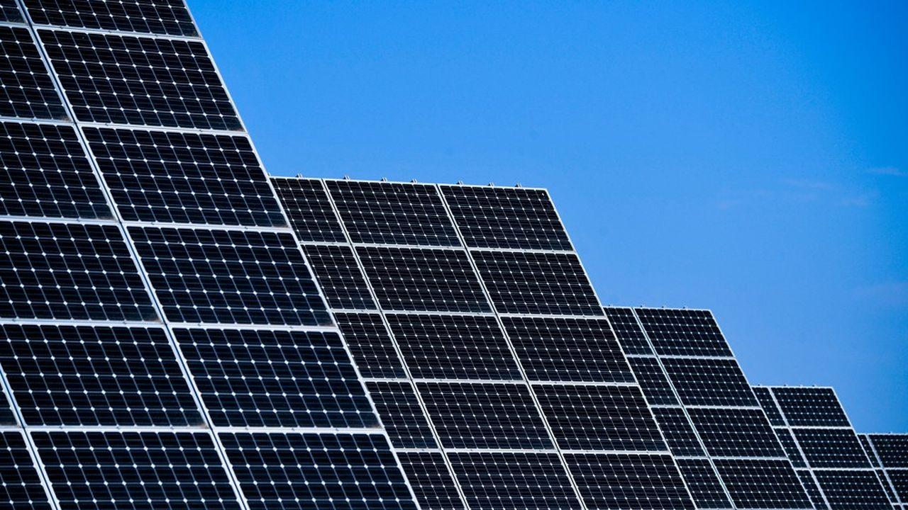 L'espace à équiper en panneaux solaires est d'une surface de 13,7 hectares.