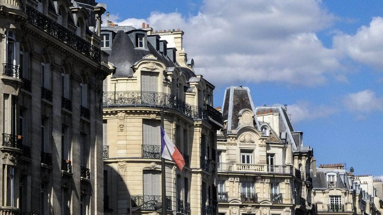 Le marché de l'immobilier ancien parisien est reparti en cette rentrée, assurent les notaires.