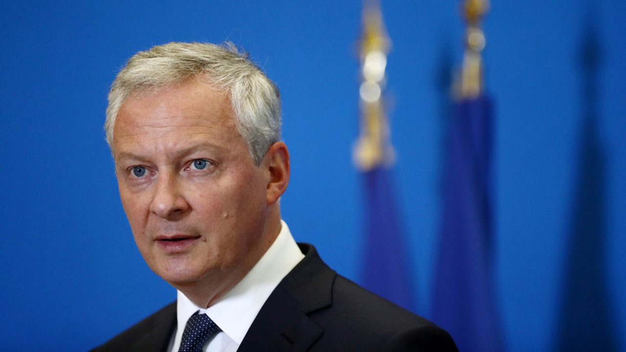 Le ministre de l'Economie Bruno Le Mairene compte «pas dépenser l'intégralité des fruits de la croissance, une partie allant à la baisse de la dette».