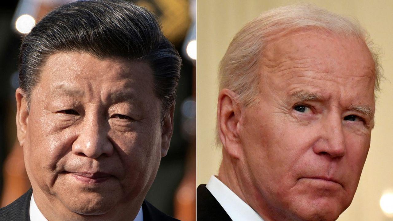 Jeudi, au cours d'une conversation téléphonique, Xi Jinping et Joe Biden ont tenté de mettre en place des garde-fous, afin que la relation soit «gérée de manière responsable».