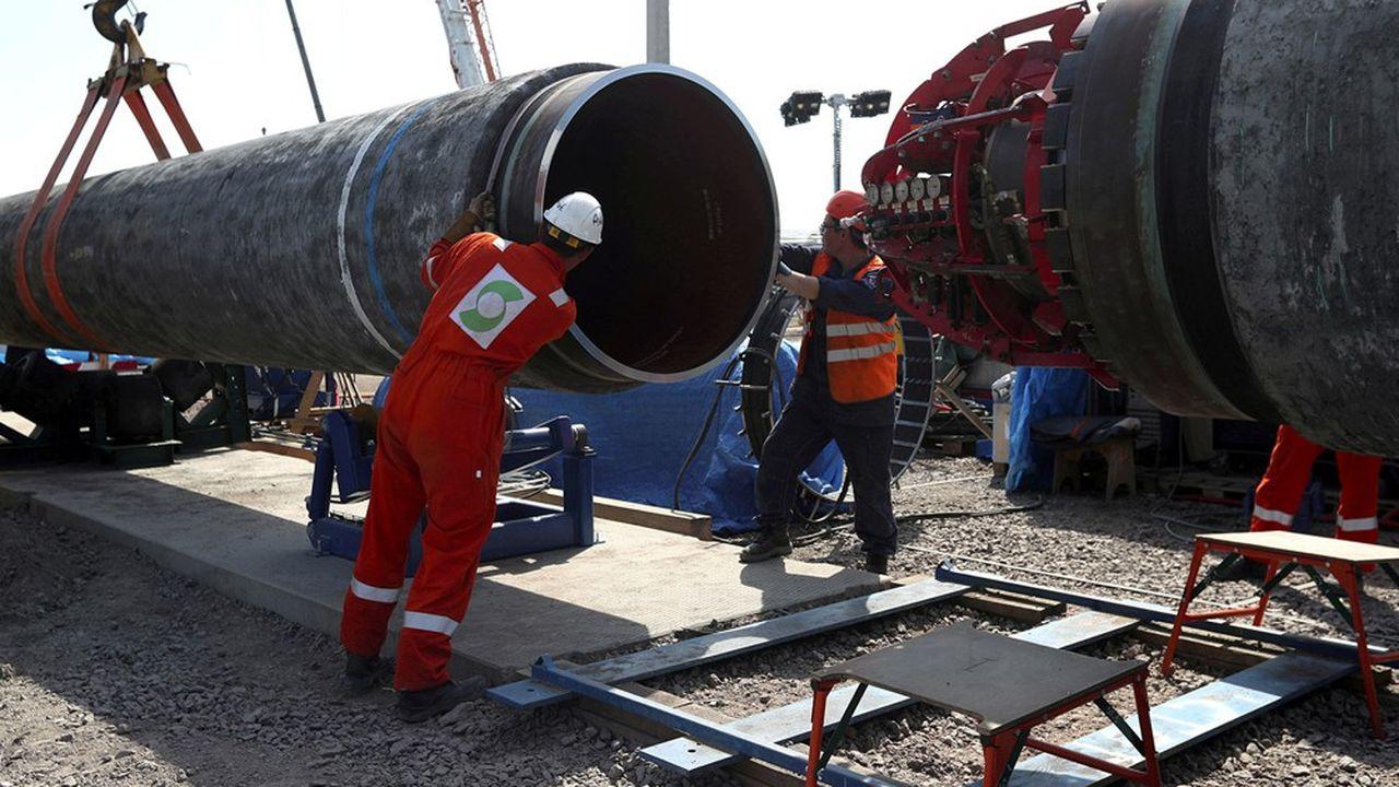 Les travaux du gazoduc Nord Stream 2 sont «achevés», a annoncé le géant gazier russe Gazprom ce vendredi.