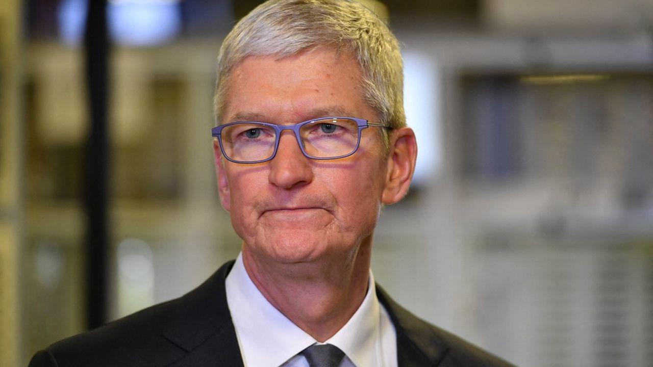 Apple, dirigée par Tim Cook, avait déjà fait quelques concessions aux développeurs d'application ces derniers jours.