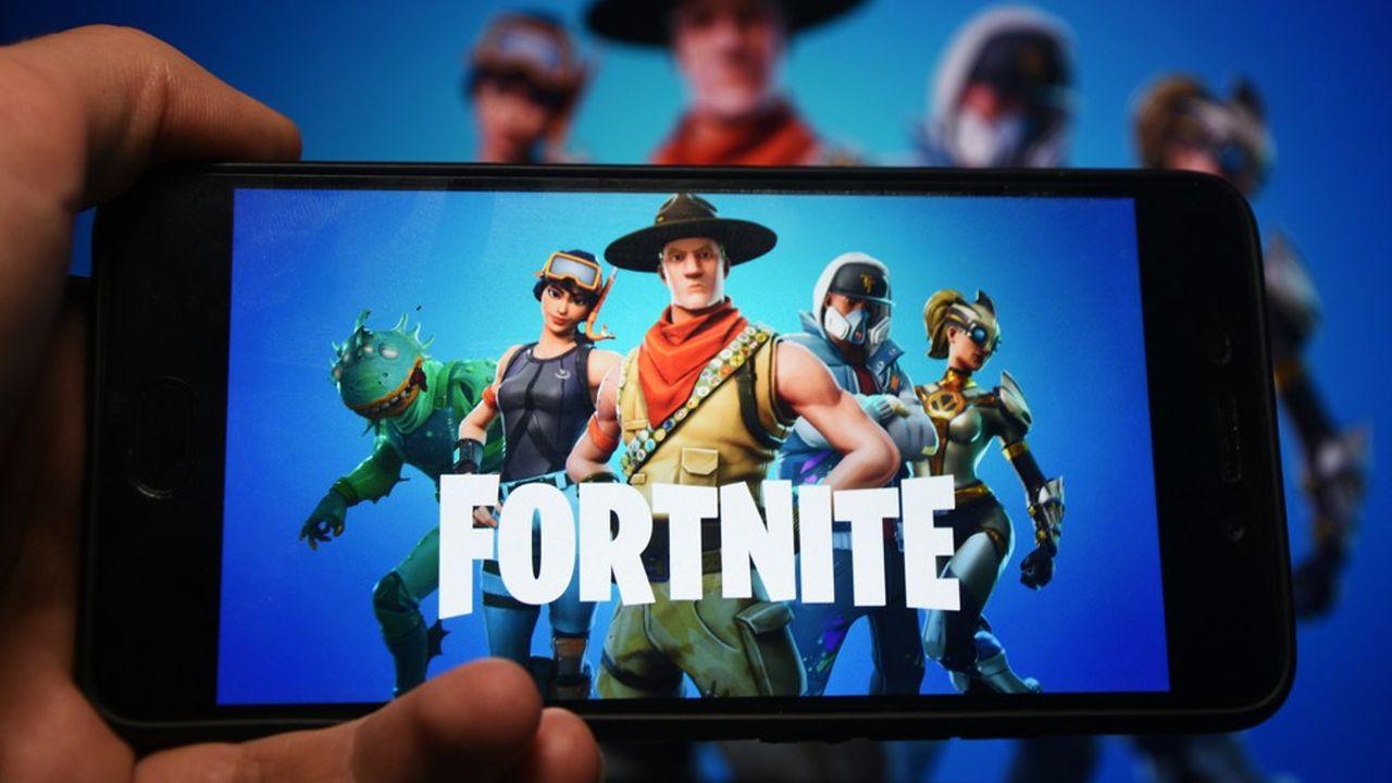 Le jeu vidéo «Fortnite» rencontre un franc succès