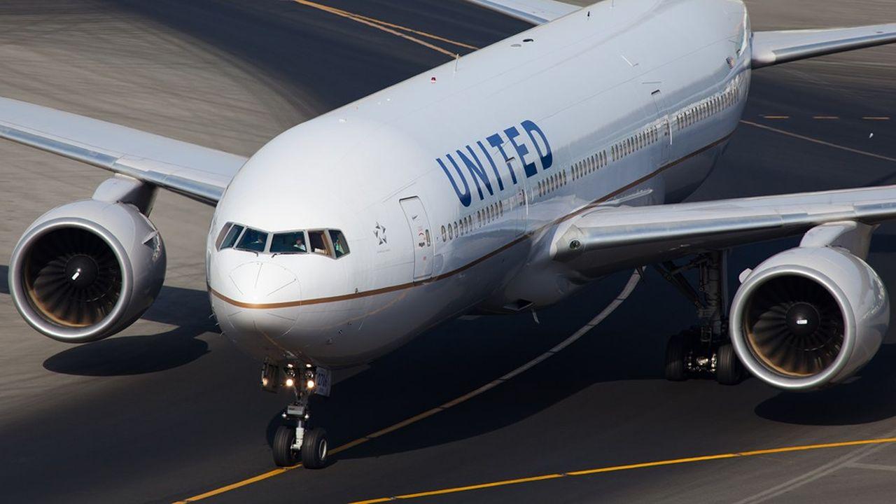 Les autorités américaines ont enquêté sur des titres comme United Airlines.